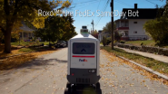 Roxo, the FedEx SameDay Bot