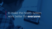 The Path Forward to a Next-Generation Health System