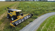 CNH Industrial Supports the Growing Hemp Industry in North America