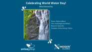 The Value of Water: What Does Water Mean to You?
