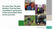Northern Trust Celebrates National Volunteer Month