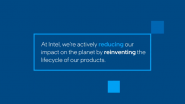 Earth Day at Intel: Repair, Reuse, Recycle