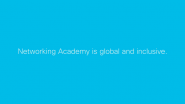 Cisco Networking Academy Benefits From Cisco Webex