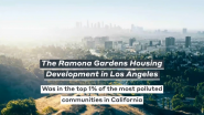 Ramona Gardens Natural Park - Air Pollution Reduction Measures