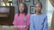 These 13-Year-Old Sisters Are Helping to End Period Poverty