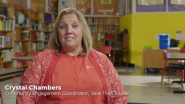 Meet Crystal - Who Makes a Difference Every Day for the Children in Rural Tennessee