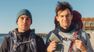 Verizon Teams up With NJ Brothers Walking Across America for Restaurant Workers