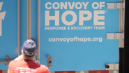 Convoy of Hope Aids Flood Victims in Tennessee and North Carolina - Partners With Georgia-Pacific