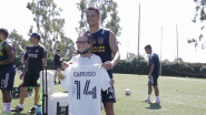 LA Galaxy Team Up With Dream on 3 and Children's Hospital Los Angeles to Celebrate Childhood Cancer Awareness Month
