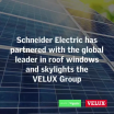 VELUX Extends Partnership With Schneider Electric to Accelerate Decarbonization Strategy